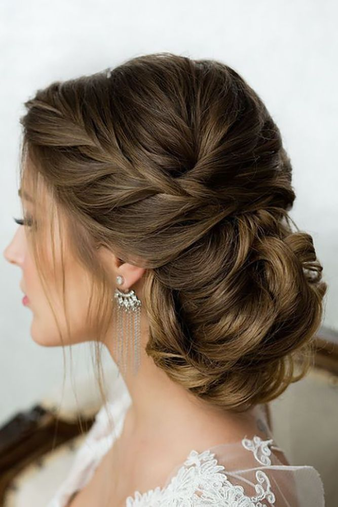 Bridal Hairstyles For Long Hair With Flowers : Best 25 bride hairstyles ideas on pinterest elegant wedding