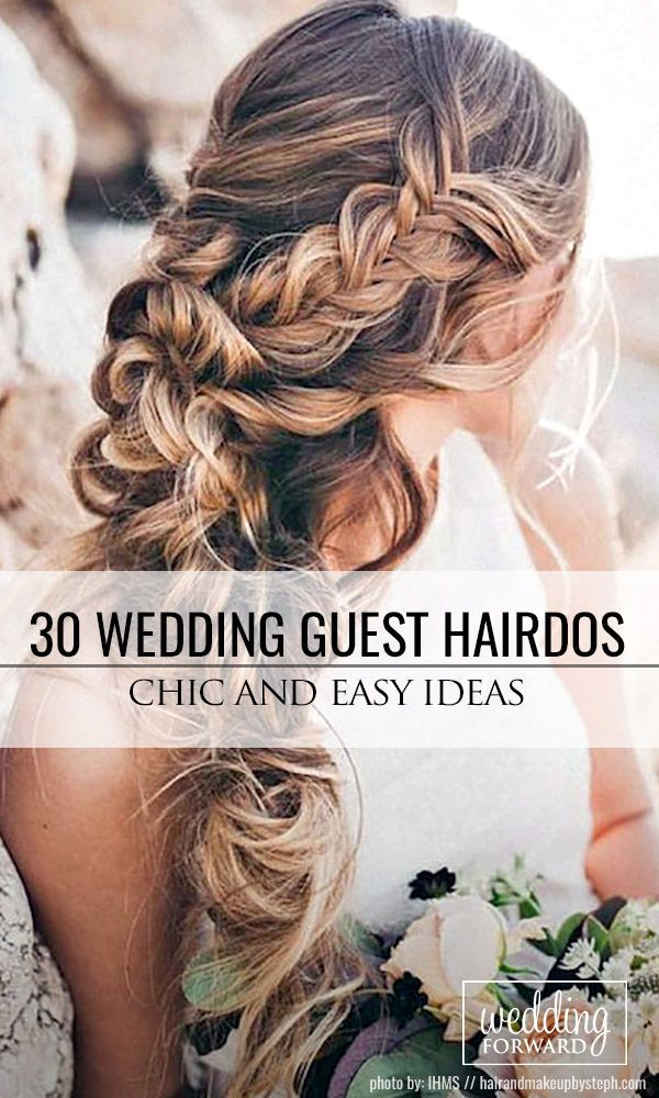 Best Wedding Guest Hairstyles Ideas On Pinterest Wedding - Hairstyle for wedding guest