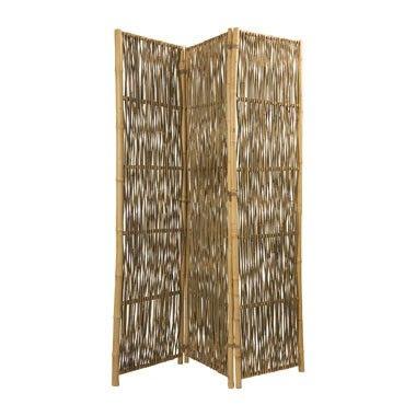 Kamerscherm bamboe - 180x136 cm | Xenos
