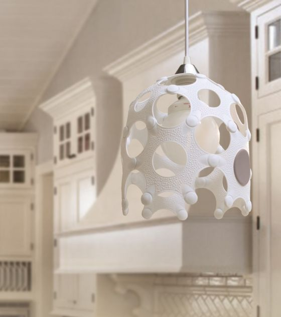 This contemporary white lampshade forms part of the Award Winning Korol home décor range. It is eco-friendly!! Purchase from www.wave2africa.com