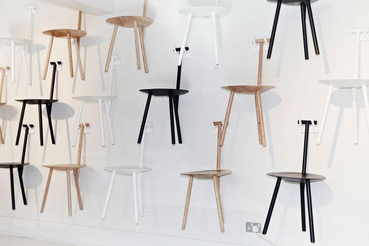 studio toogood's 'back room' at london design festival