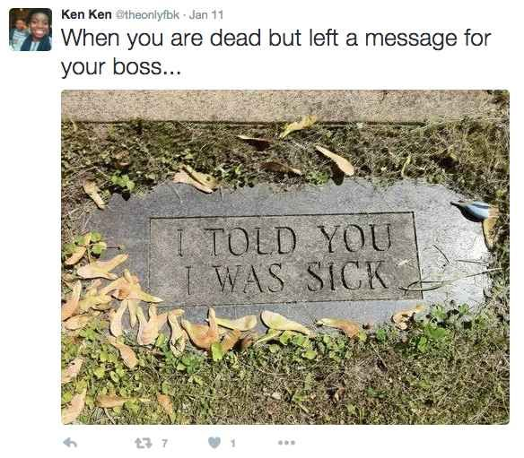 17 Tweets About Being Sick That Will Make You Laugh Then Cough