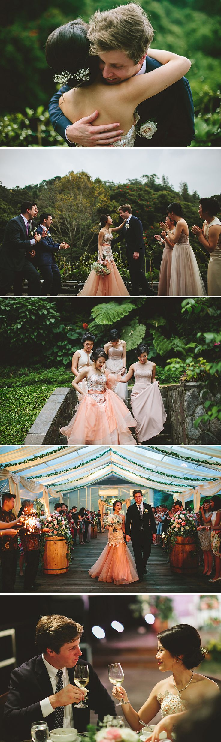 371 best destination weddings images on pinterest bridal beautiful destination wedding at padma hotel bandung with lots of greenery this rustic and junglespirit Images