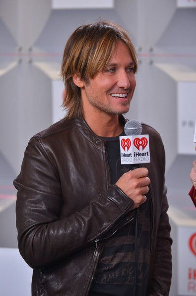 Keith Urban - iHeartRadio Music Festival - Day 1 - Backstage I WAS THERE =)