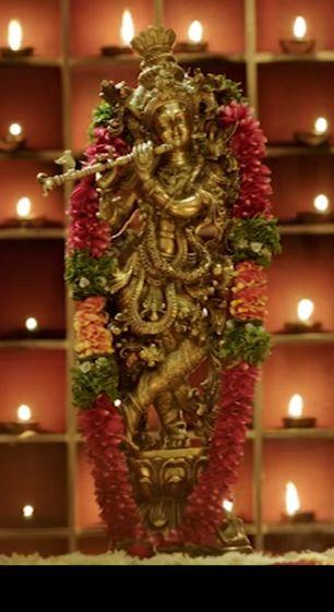 Lord Krishna Idol
