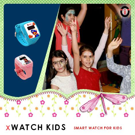 It's tough dealing with smart kids but sure child safety is a bigger concern! Buy IoT smartwatches to make peace!