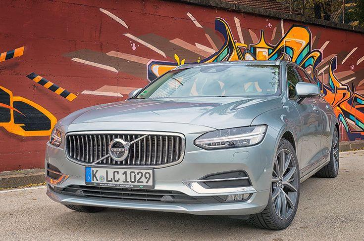 Volvo V90 #xleasing #volvo #v90 #alpen #winter #peterlintner #swedishcars http://www.x-leasing.de/leasing/2016-volvo-v90.php