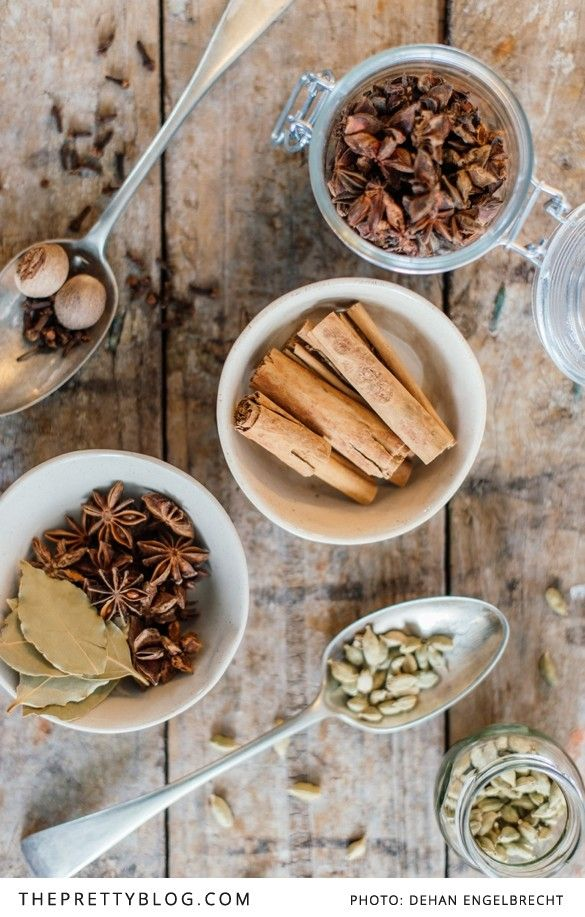 Delicious ingredients to add to your home-made Gluhwein! Photographer: Dehan Engelbrecht Photography | Styling : Nicola Pretorius | Wine: Theuniskraal Wines
