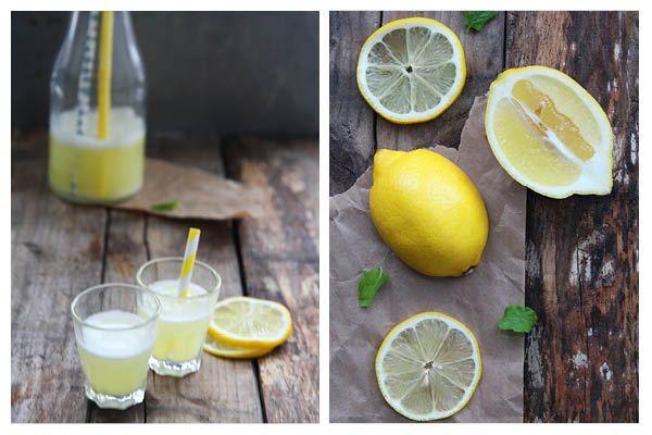 Ingefærshot med citron <3