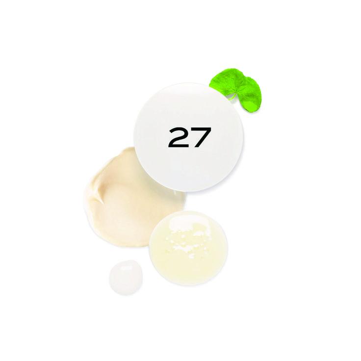 27 - koodi räätälöityyn ihonhoitoon