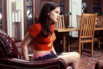 Anna Paquin in the 25-th hour