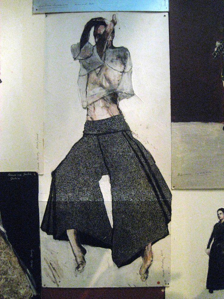 Häromdagen var jag på Dansmuseet och såg Charles Koroly's fantastiska utställning. I museets källargalleri Galleri de Maré har Koroly isc...
