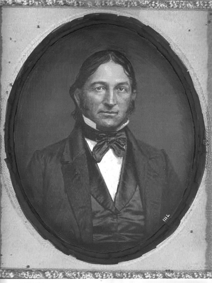 Davy Crockett | David Crockett Photograph