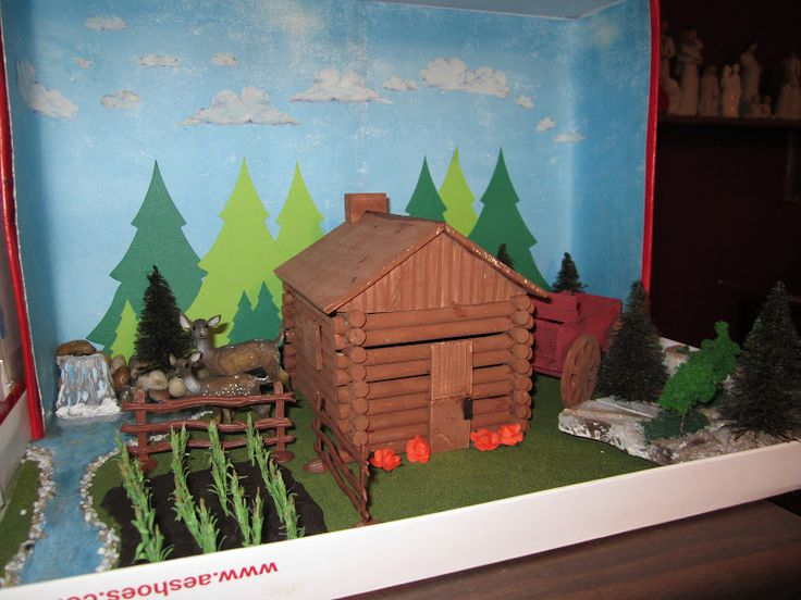 Best 25 Diorama Kids Ideas On Pinterest Dioramas For Kids
