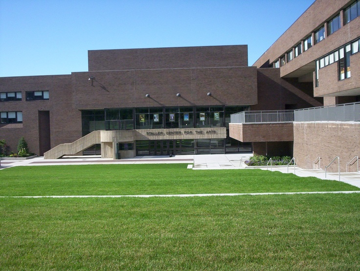 Stony Brook College Of Arts And Sciences