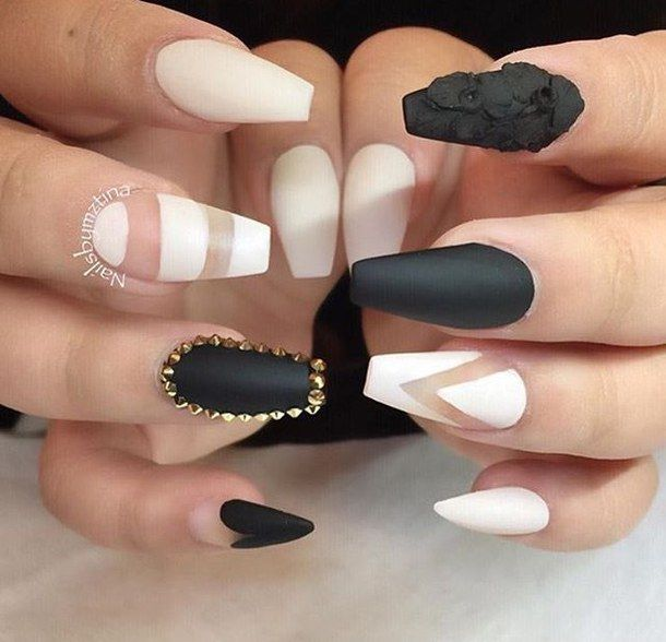 100 best Uñas Matte images on Pinterest | Cute nails, Nail art and ...