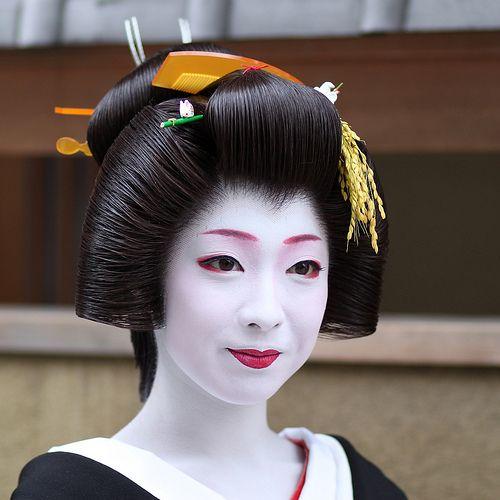 culture, japan, and geisha image