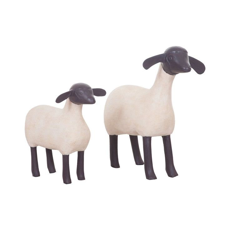 Wooden Sheep S/2 A