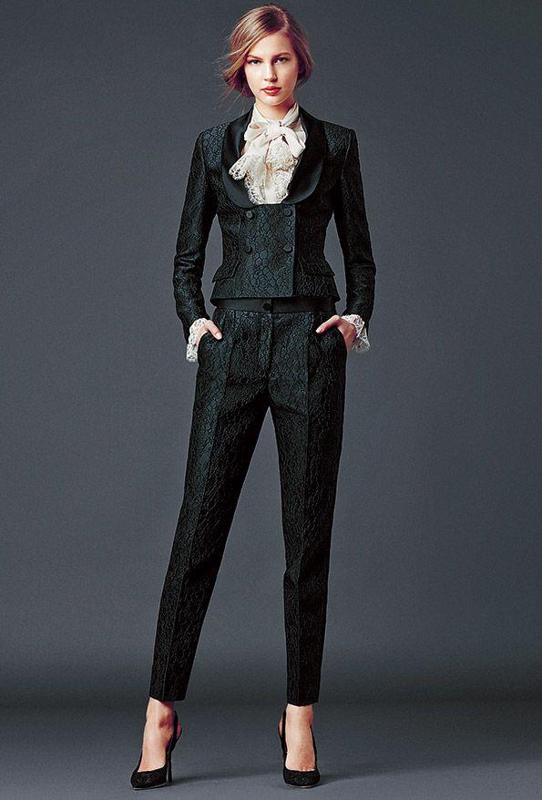 220 best images about Women's Suits on Pinterest   Vests, Ralph ...