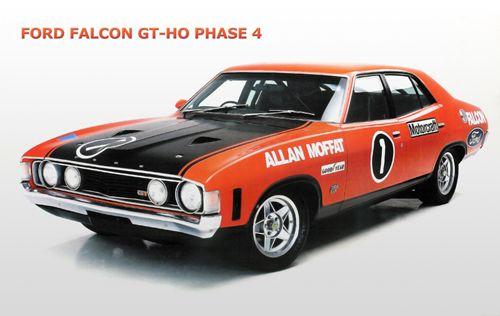 1972 XA Ford Falcon GT-HO Phase 4 (Australia)