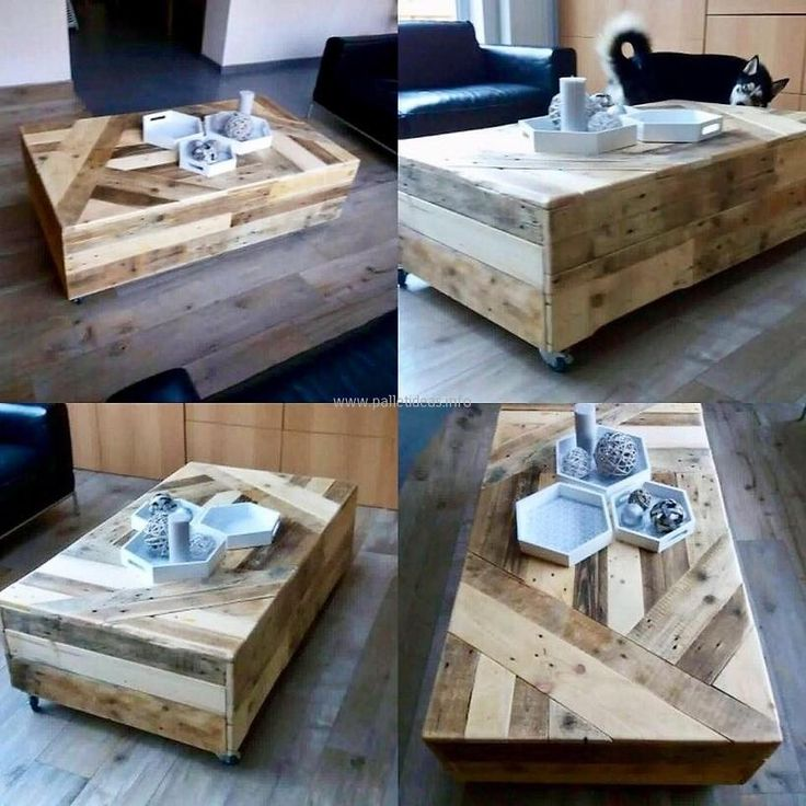 + best ideas about Wood pallet tables on Pinterest  Pallet