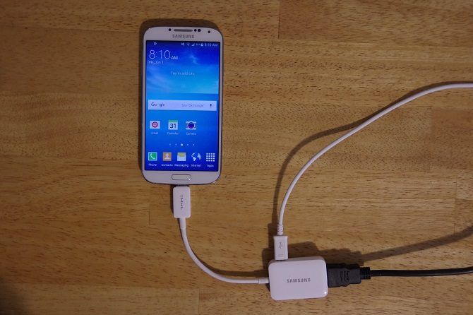 Phone Or Tablet To Your Tv Using Usb, Mirror Mobile Screen To Tv Via Usb