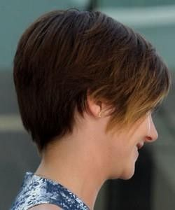 shailene woodley short hair back USA Top Stars