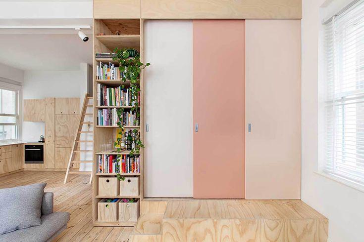 Apartamento pequeno e perfeito para um casal jovem com filhos pequenos…