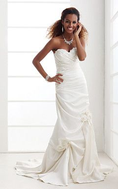 SANDRA - Vestido de Noiva em Cetim – BRL R$ 717,07