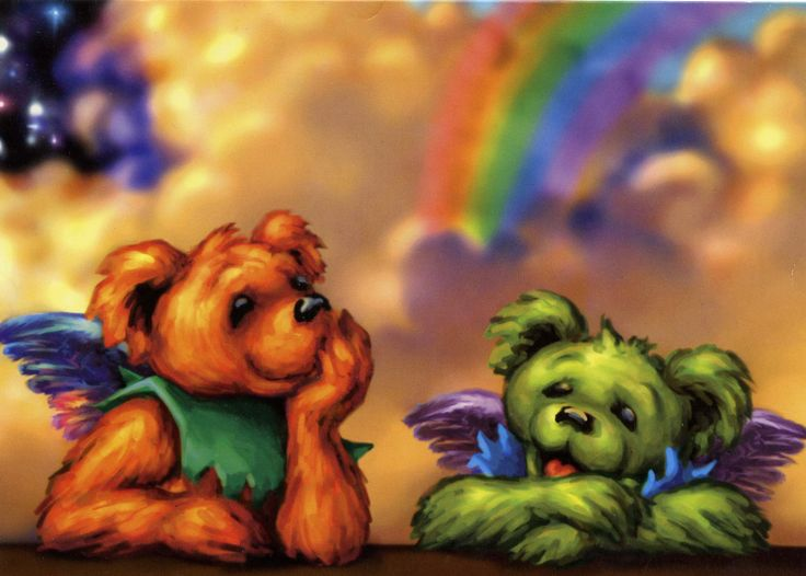 grateful dead bears - Google Search