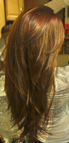 Strange 1000 Ideas About V Layered Haircuts On Pinterest V Layers Short Hairstyles Gunalazisus