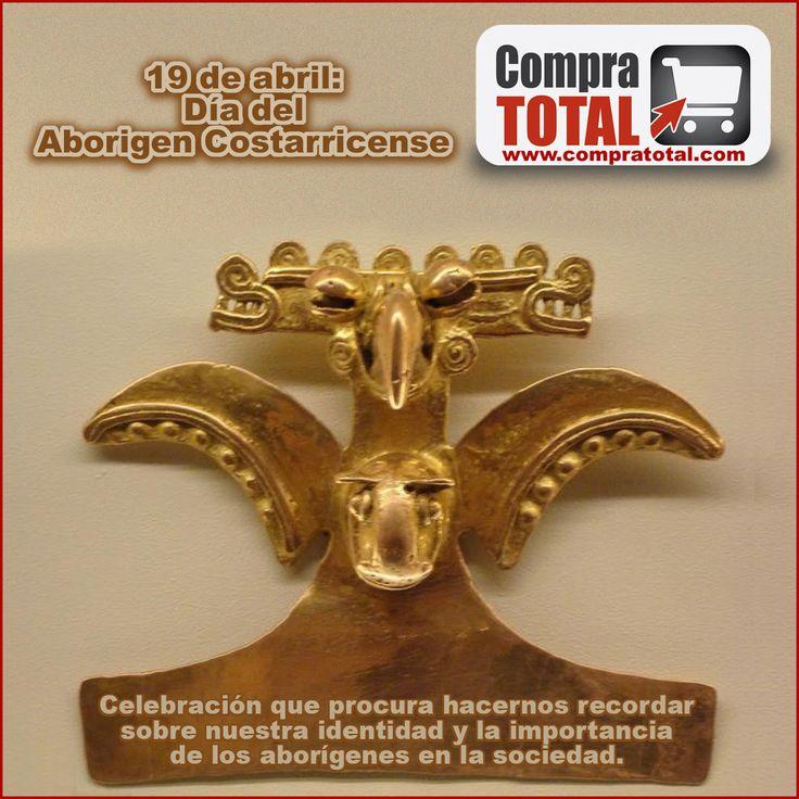 #CompraTotal - #HerramientasCostaRica  En www.compratotal.com nos unimos al la celebración del Día del Aborigen Americano, festividad que se estableció en Costa Rica desde 1971 y todos los años las diferentes etnias que viven en nuestro país procuran celebrar de distintas maneras.