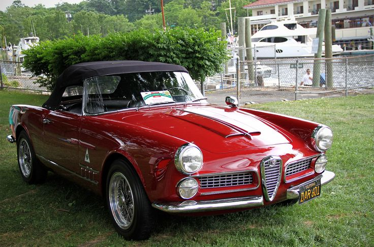 Alfa Romeo 2000, 1963 | von Kompressed