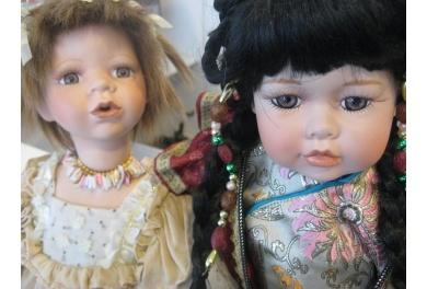 Speelgoedmuseum in Oosterhout verkoopt poppen uit legaat