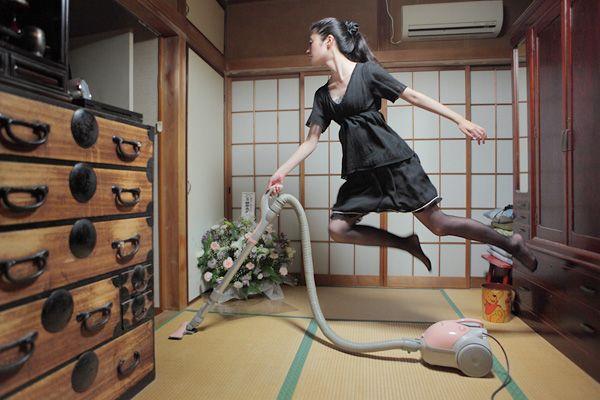 本日の浮遊シリーズ  Photograph by Natsumi Hayashi