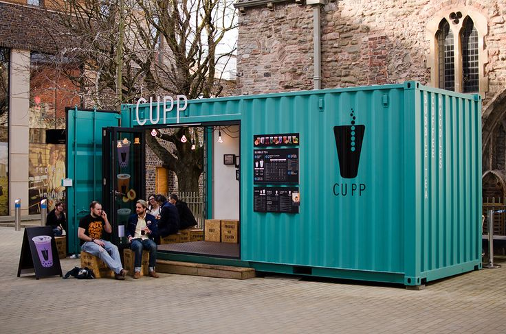 CUPP is a bubble tea café serving out of a beautifully converted shipping container in the Cabot Circus shopping centre. They only use fresh fruit, milk or soya and fresh ingredients to produce healthy and authentic bubble tea. They're also vegetarian and vegan friendly too! Delicious.