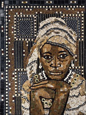 RememberingRemember, Mosaics Art, Mosaics People, Ilona Brustad, Mosaics Ideas, Brustad Mosaics, Mosaics Mosaics