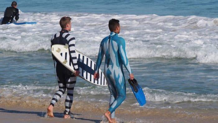 Remportez une combinaison de surf O'Neill !