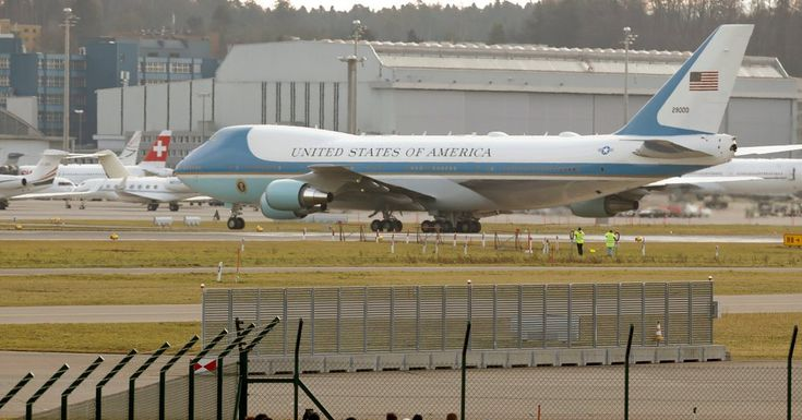 #MONSTASQUADD Air Force One Needs 2 New Refrigerators. Together, They Cost $24 Million.