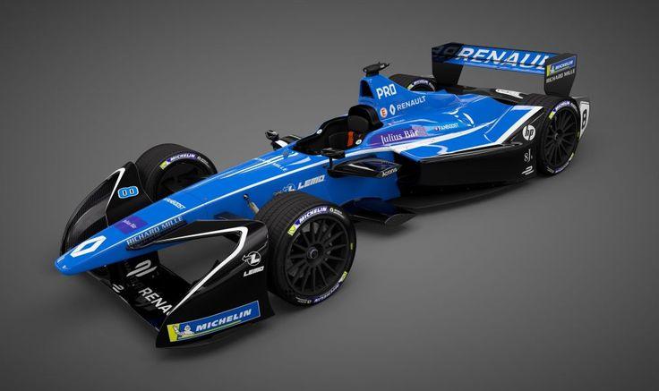 Formula E Next Season 2018 @auto360.de: https://auto360.de/vorstellung-des-neuen-formel-e-rennwagen-renault-z-e