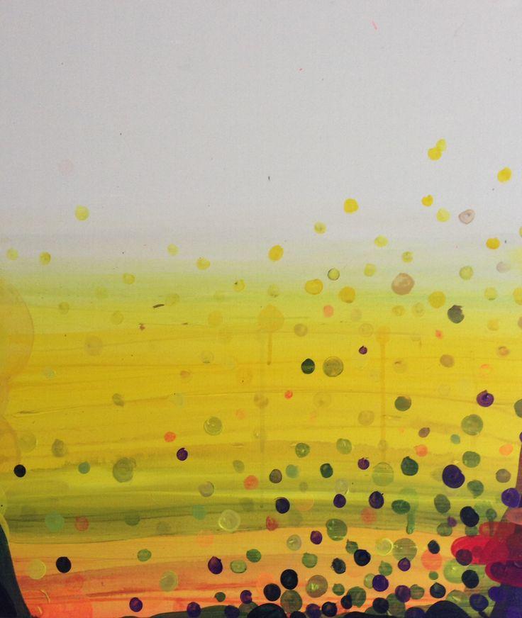 Akryl on canvas - 2014