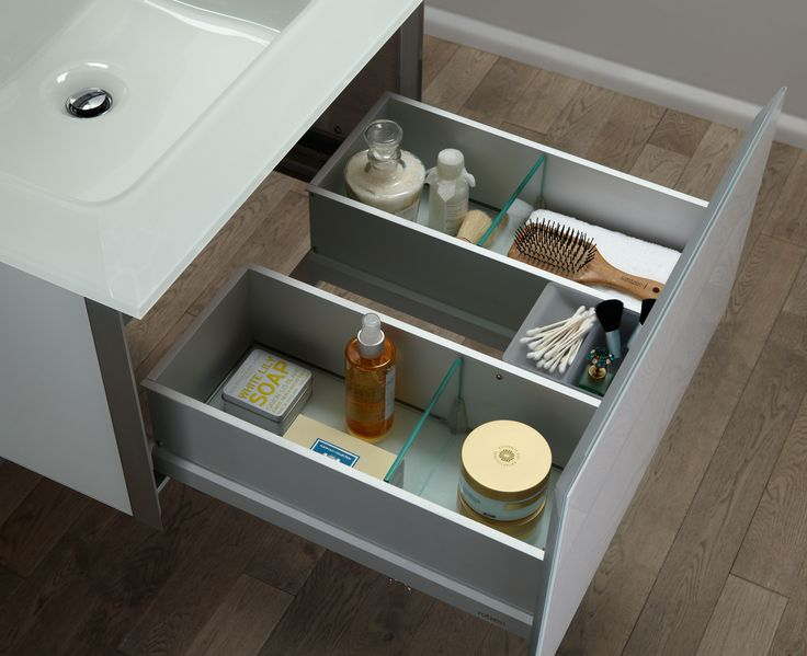 bathroom sink cabinets with drawers robern v14 24 quot wall mount vanity in white with plumbing 22312