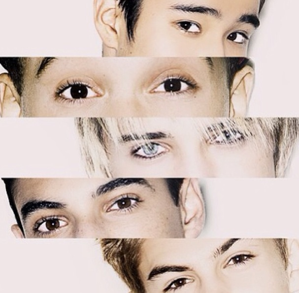 IM5.. Cole has the most beautiful eyes. I just die. AH