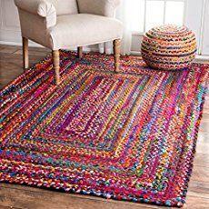 Instrucciones de la alfombra del trapo (No-Costura)