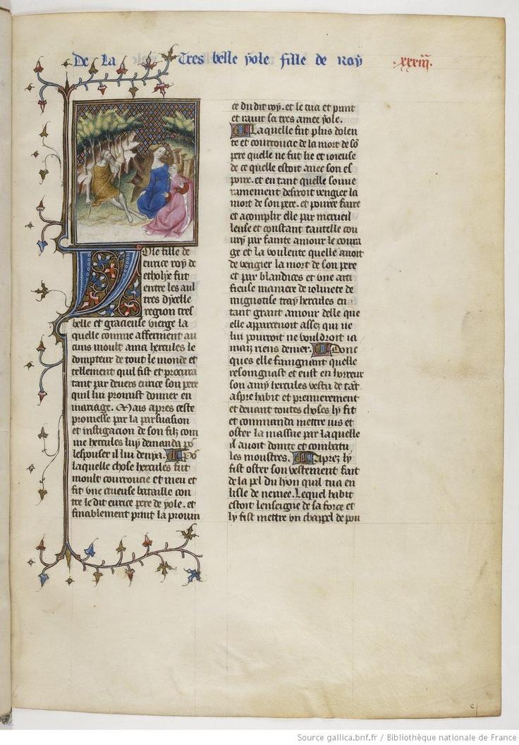 De Claris mulieribus, fol. 33.