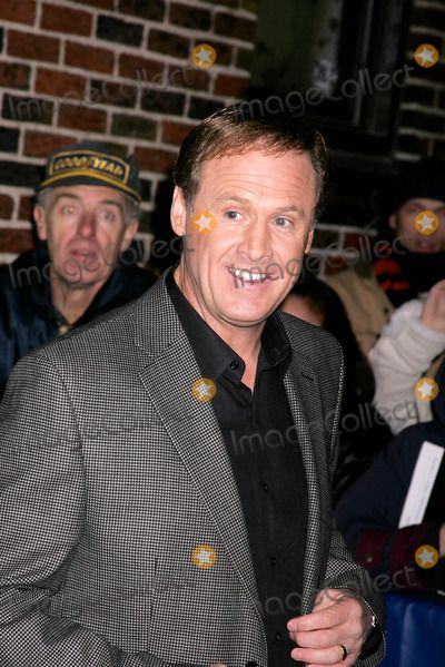 Rusty Wallace, David Letterman Photo - Rusty Wallace Arriving at the David Letterman Show, New York City. 12-21-2004 Photo by Rick Mackler/rangefinder/Globe Photos,inc.