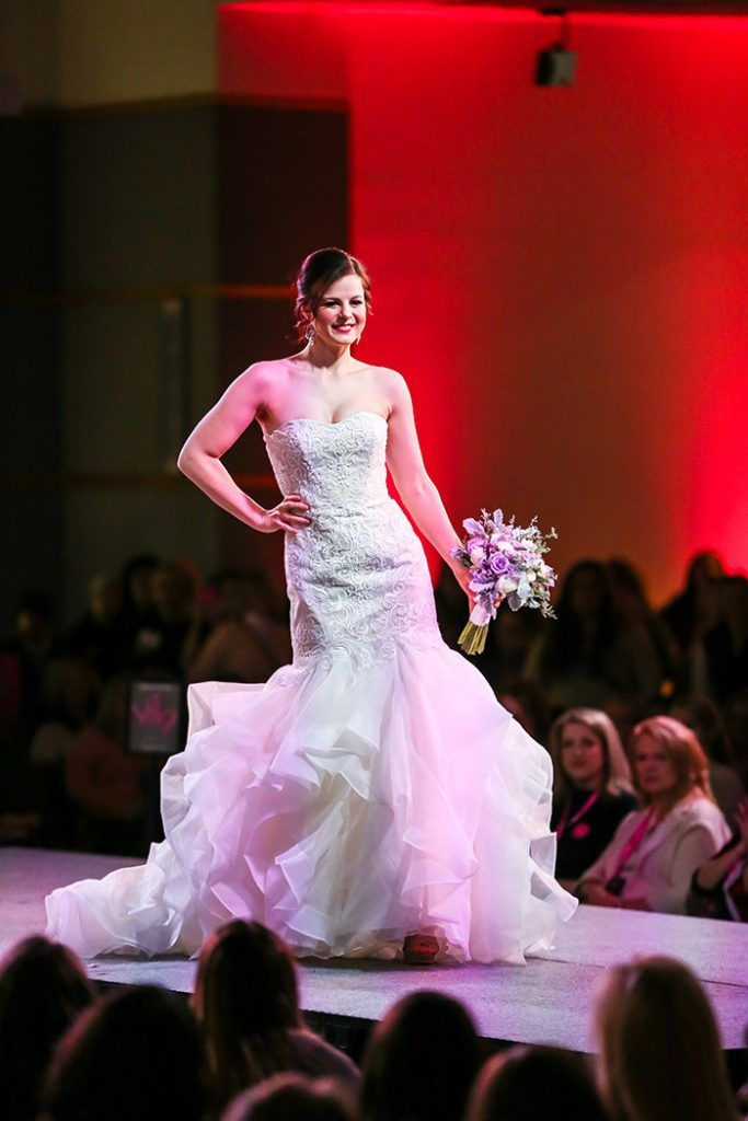 January Akron Bridal Show Fashion Gallery Bridal show