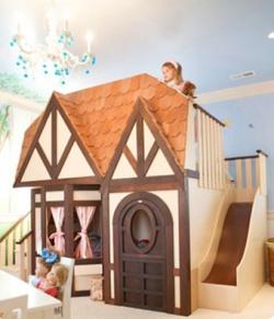124 best cool loft beds images on pinterest | architecture
