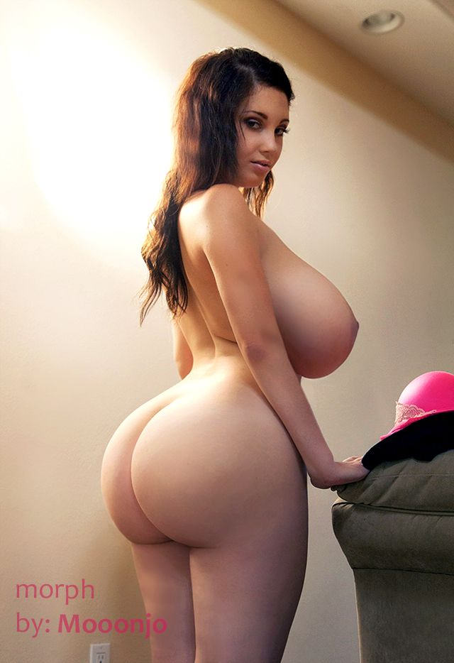Big ass and boobs