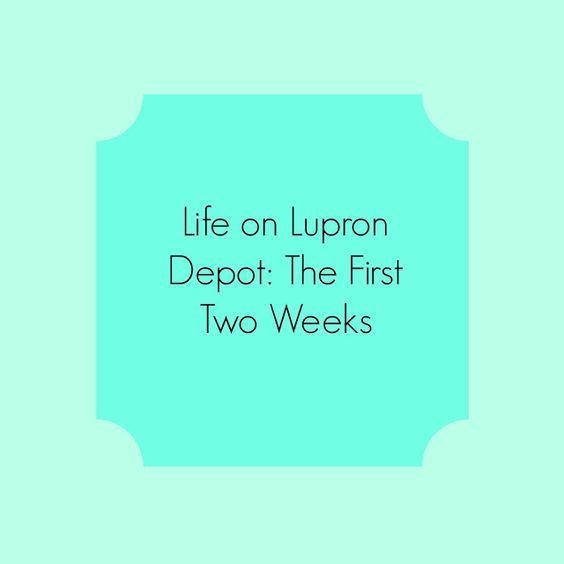 This post which has helped countless readers is meant to be a resource for #endometriosis sufferers, #IVF patients, and anyone else who is considering #lupron #depot treatment. #infertility